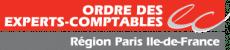 logo ordre des experts-comptable paris île de france